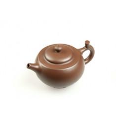 """Чайник из исинской глины """"Веточка"""" 200 мл.арт.172"""