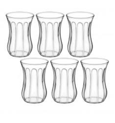 Набор стаканов для чая 120 мл Tea glasses, 6 шт