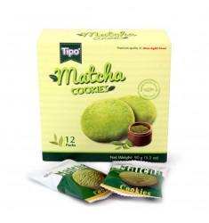 Печенье Матча - Tipo COOKIES  Matcha (упаковка 12шт)