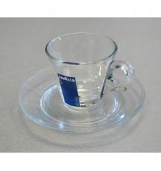 Lavazza эспрессо пара (стекло)