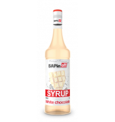Белый шоколад Сироп Баринофф 1л