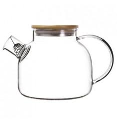Чайник Гранат (стекло), 1000 мл