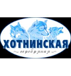 Вода «Хотнинская» 0,6л без газа