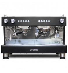 Кофемашина Ascaso Barista T zero двухгруппная, черная