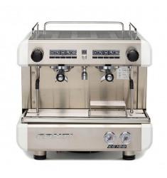 Кофемашина Conti CC100 Compact TC 2 группы белый