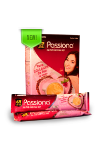 Кофе растворимый Passiona COLLAGEN (4 в 1)
