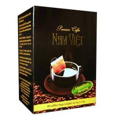 Кофе молотый PHUONG Vy - Лесной орех в инд. пак. 8 гр. (Nam Viet, Hazelnut Aroma)