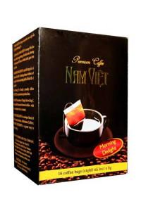 Кофе молотый PHUONG Vy - Восхитительное утро в инд. пак. 8 г (Nam Viet, Morning Delight