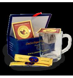 Кофе молотый CON SOC - Blue - Арабика, инд.пак.