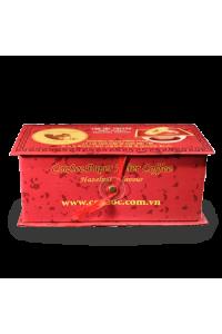 Кофе молотый CON SOC - Red - Арабика с ароматом лесного ореха, инд.пак.