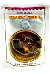 Кофе молотый CON SOC - Арабика 100%, 250 г, (Hazelnut Flavour) - Brown