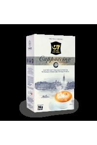 """Кофе растворимый G7 """"Капучино Лесной орех"""" 18g 3 в 1"""
