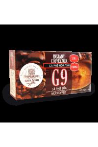 Кофе растворимый G9 ZARA Instant Coffee Mix (3 in 1), 16g