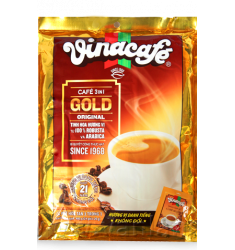 Кофе растворимый VinaCafe Gold (3 in1) 20g