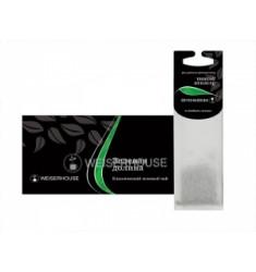 """Пакетированный чай """"WEISERHOUSE"""" для чайника Зеленая Долина (15 пак)"""