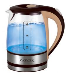 Чайник CENTEK CT-0047 2200 Вт, 1,2 литра, стекло