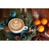 Новогодняя акция на кофе