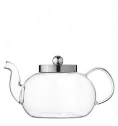 Чайник Вишня (стекло), 1000 мл