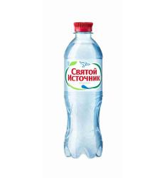 Вода «Святой Источник» с газом