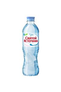 Вода «Святой Источник» без газа