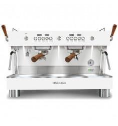 Кофемашина Ascaso Barista T plus двухгруппная, white-wood