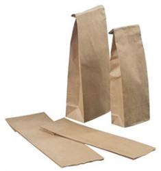 Бумажный однослойный Пакет для чая/кофе 100гр