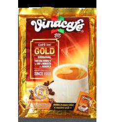 Кофе растворимый VinaCafe Gold (3 in1) 20g