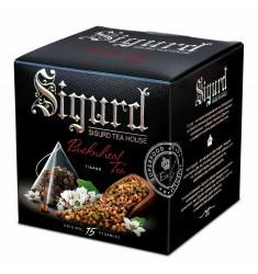 Чайный напиток SIGURD Гречишный чай Buckwheat Tea 15*2гр.